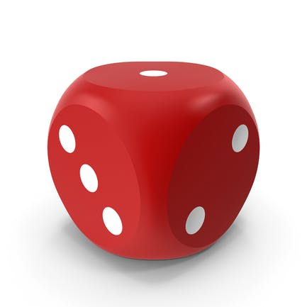 Red Dice Rounded