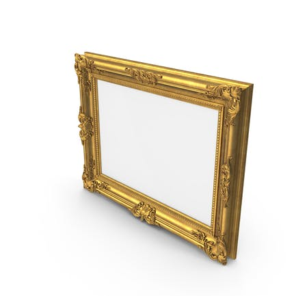 Classic Picture Frame Horizontal