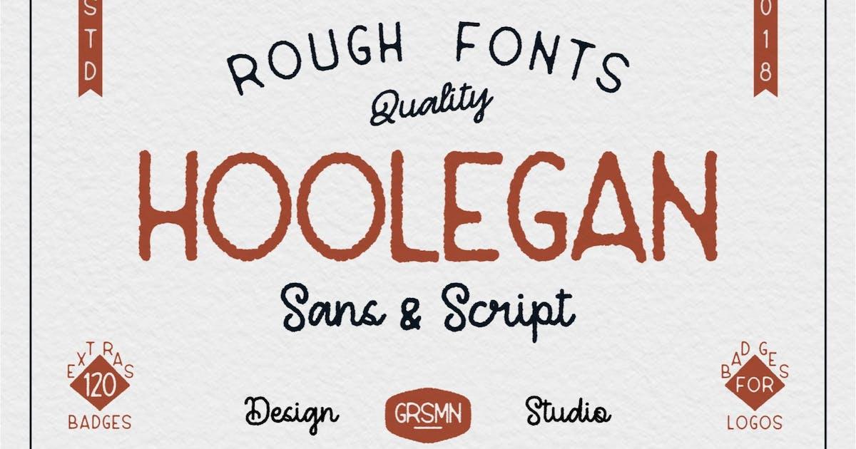 Download Hoolegan | Vintage Font by garisman