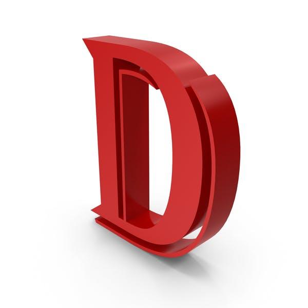 Thumbnail for Letter D