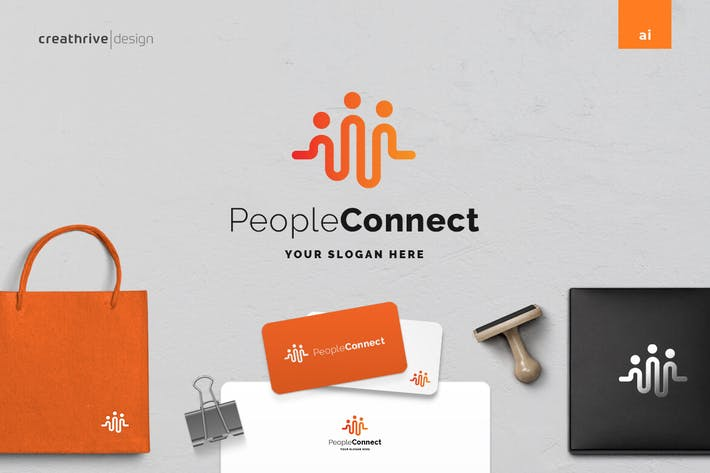Thumbnail for Logo People Connect