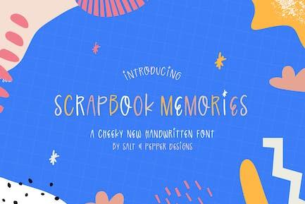 Police Scrapbook Memories
