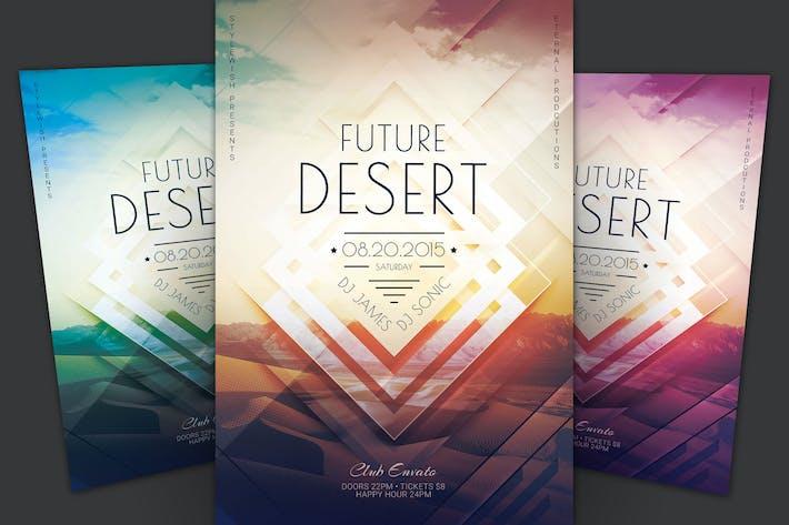 Thumbnail for Future Desert Flyer