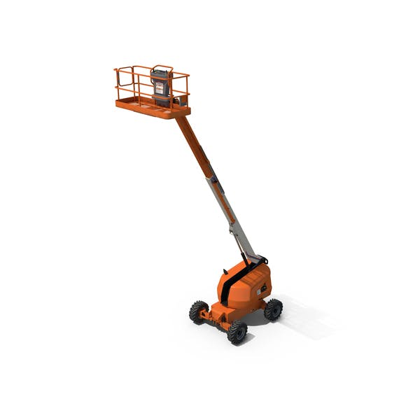 Cover Image for Telescopic Boom Lift