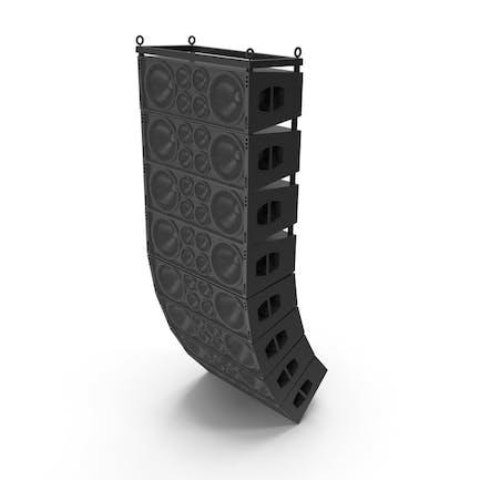 Linear Array Speaker