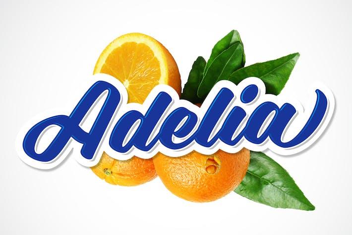 Thumbnail for Adelia