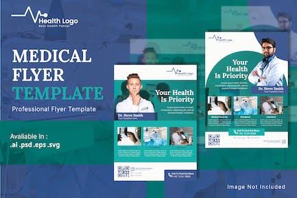 Medical Flyer Template.zip