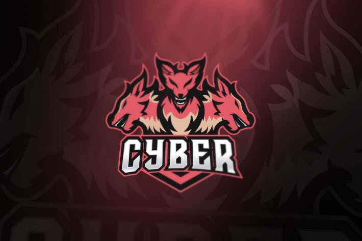 Thumbnail for Cyber Sport and Eports logos