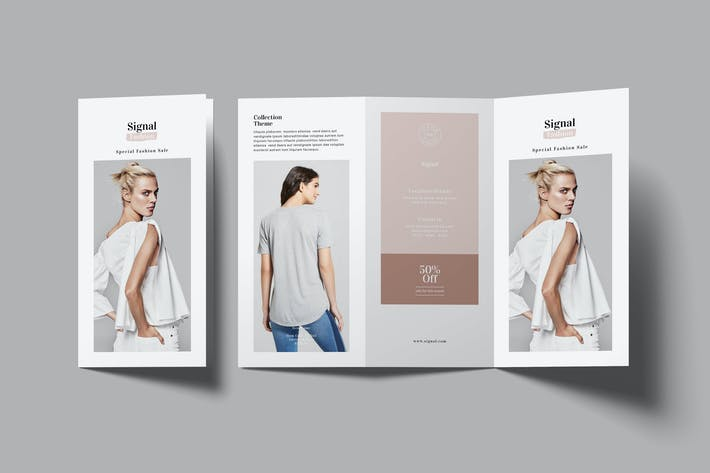 "4,761 ""trifold brochure template"" Graphic Templates"