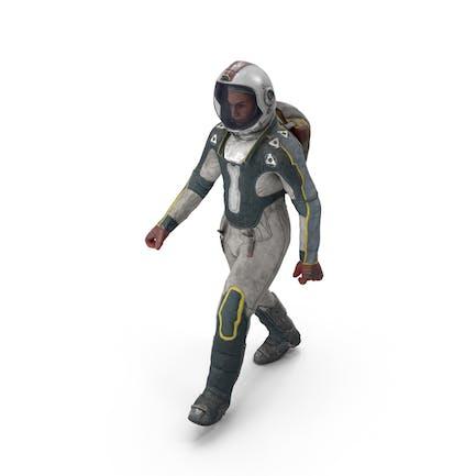 Paseo del hombre espacial