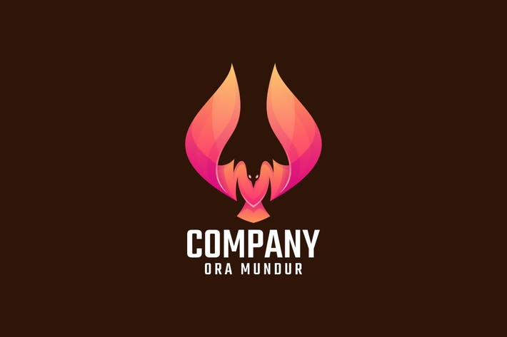 Thumbnail for Colorful Bird Logo Design