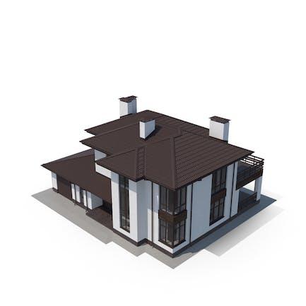 Moderne Hausvilla