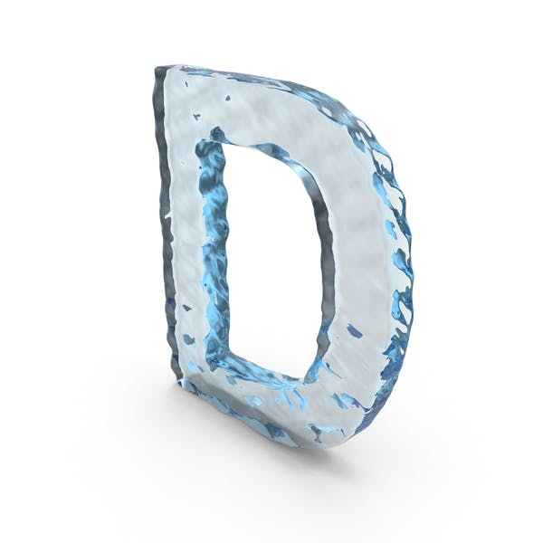 Thumbnail for Water Letter D