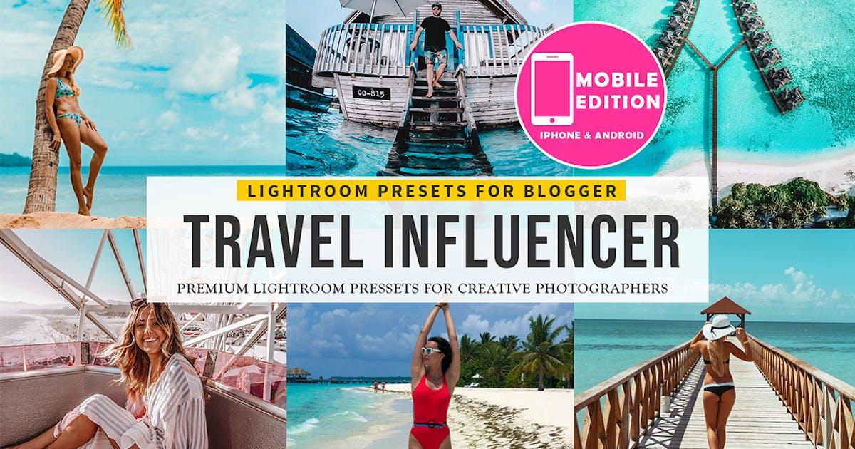Download Travel Influencer Lightroom Presets by Presetsh