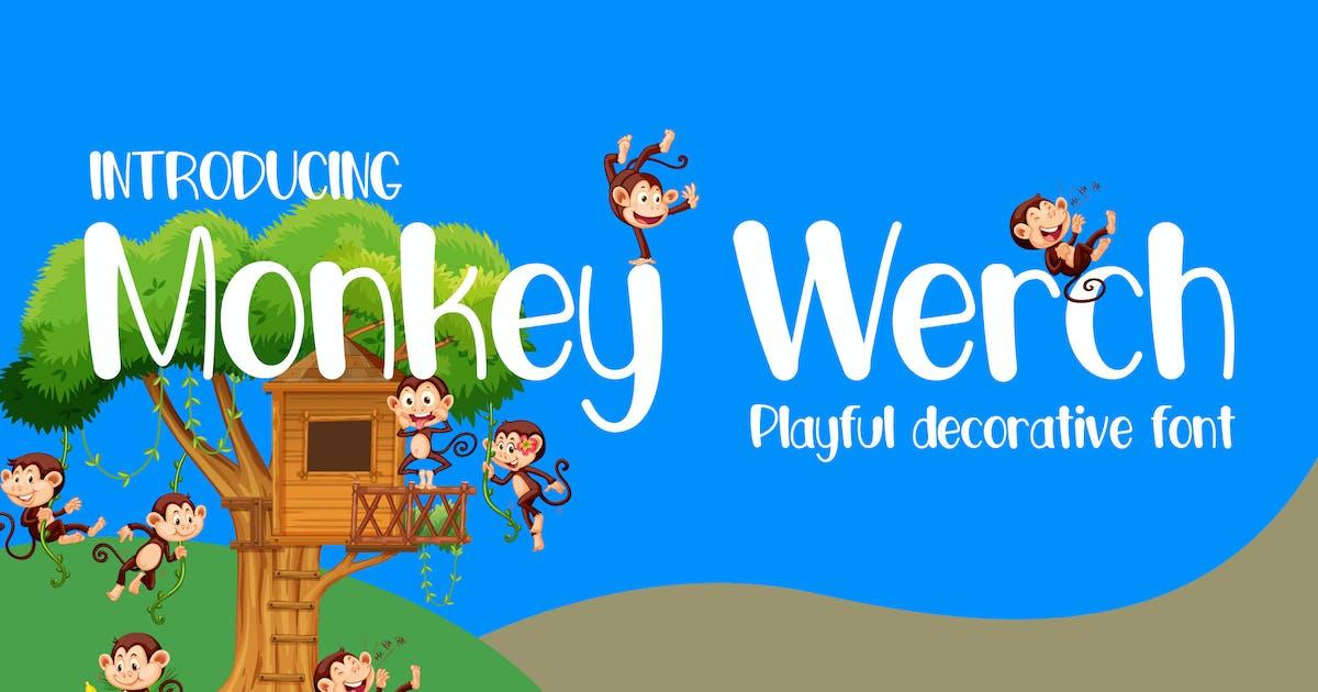Download Monkey Werch by LetterStockStd
