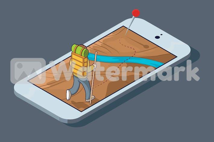 Thumbnail for Телефон путешественника