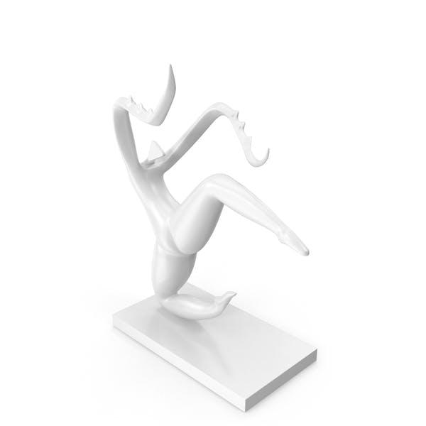 Mantis Dance Sculpture