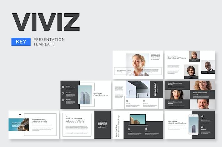 Thumbnail for Viviz Marketing - Keynote