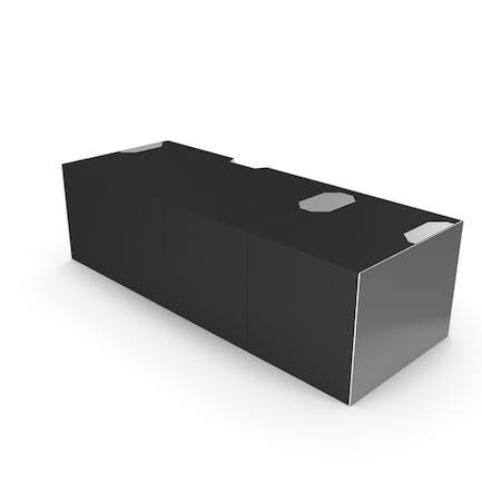 Кулер серверной коробки