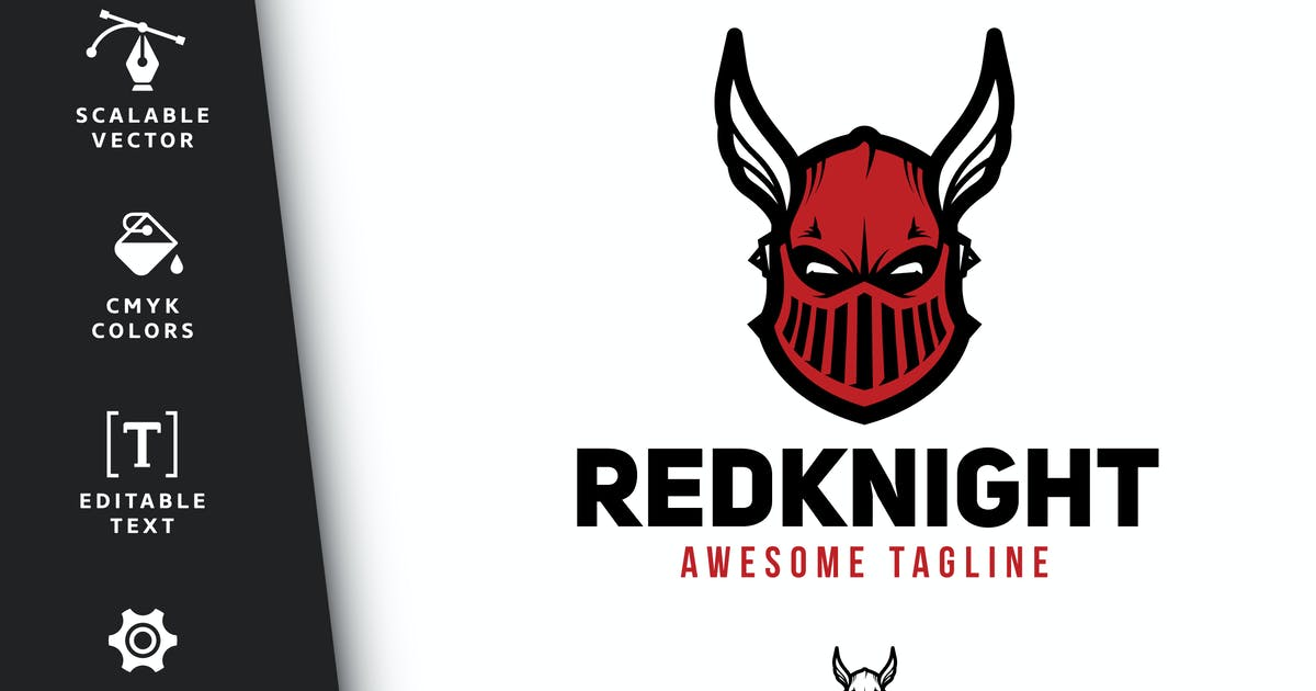 Download Redknight Logo by Scredeck