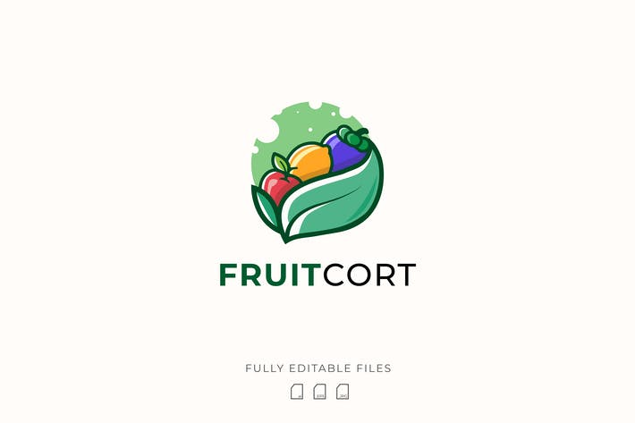 Thumbnail for Logo Fruits Frais