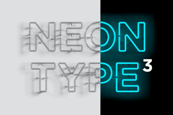 Thumbnail for Neon Type 3