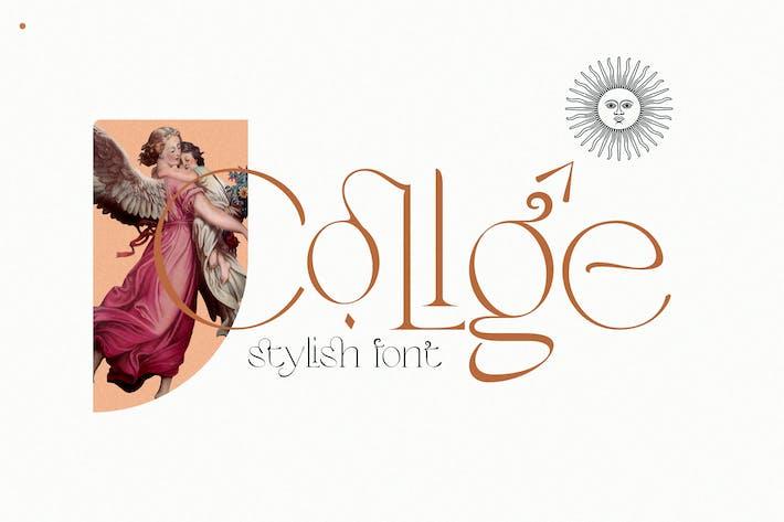 Thumbnail for Collge
