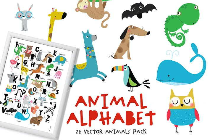 Thumbnail for Animal Alphabet