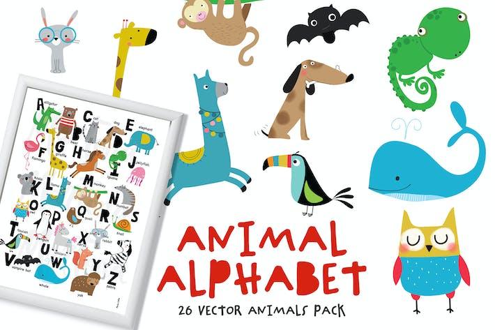 Thumbnail for Tier-Alphabet