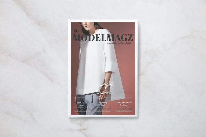 Thumbnail for Modelmagz Magazine