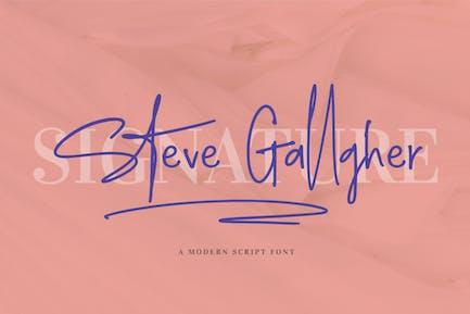 Steve Gallagher