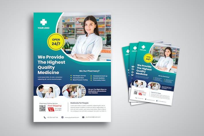 Thumbnail for Pharmacy Flyer