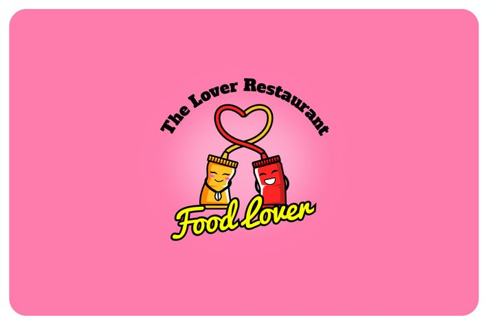 Thumbnail for food lover - Mascot & Esport Logo