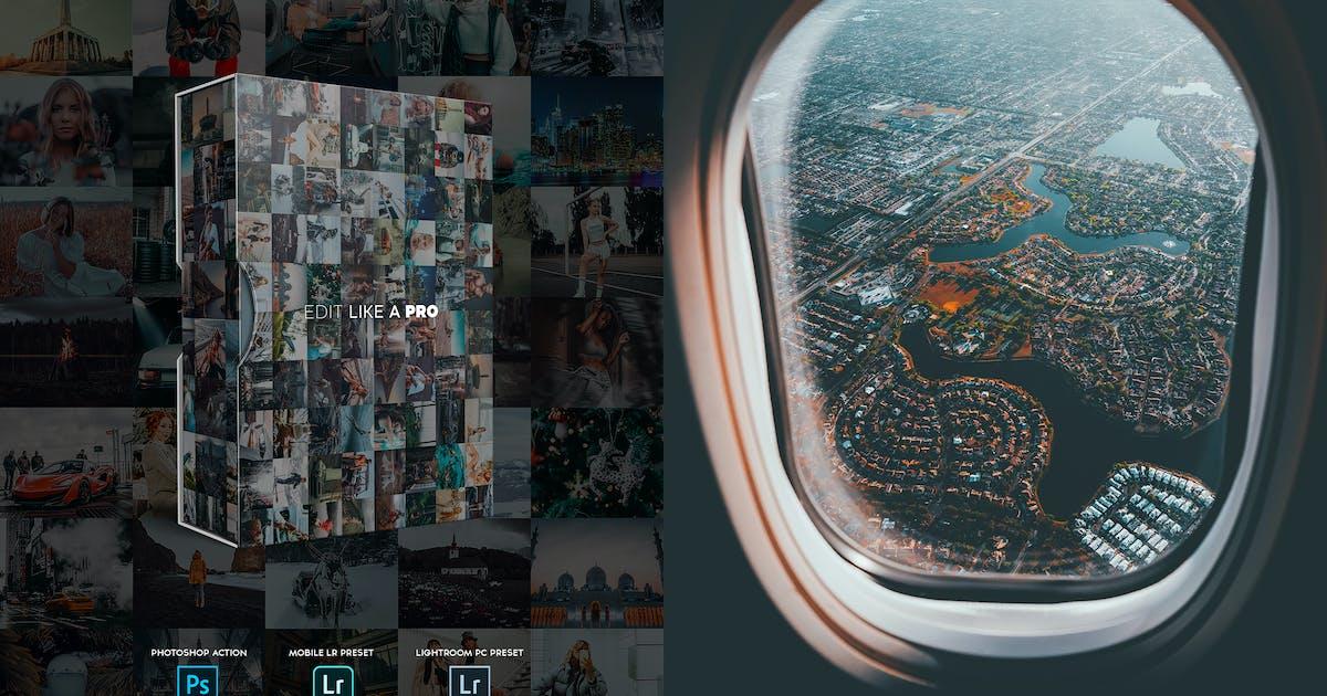 Download Edit Like A PRO 34th - Photoshop & Lightroom by SupremeTones