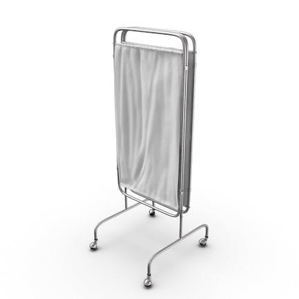 Completa de privacidad del hospital