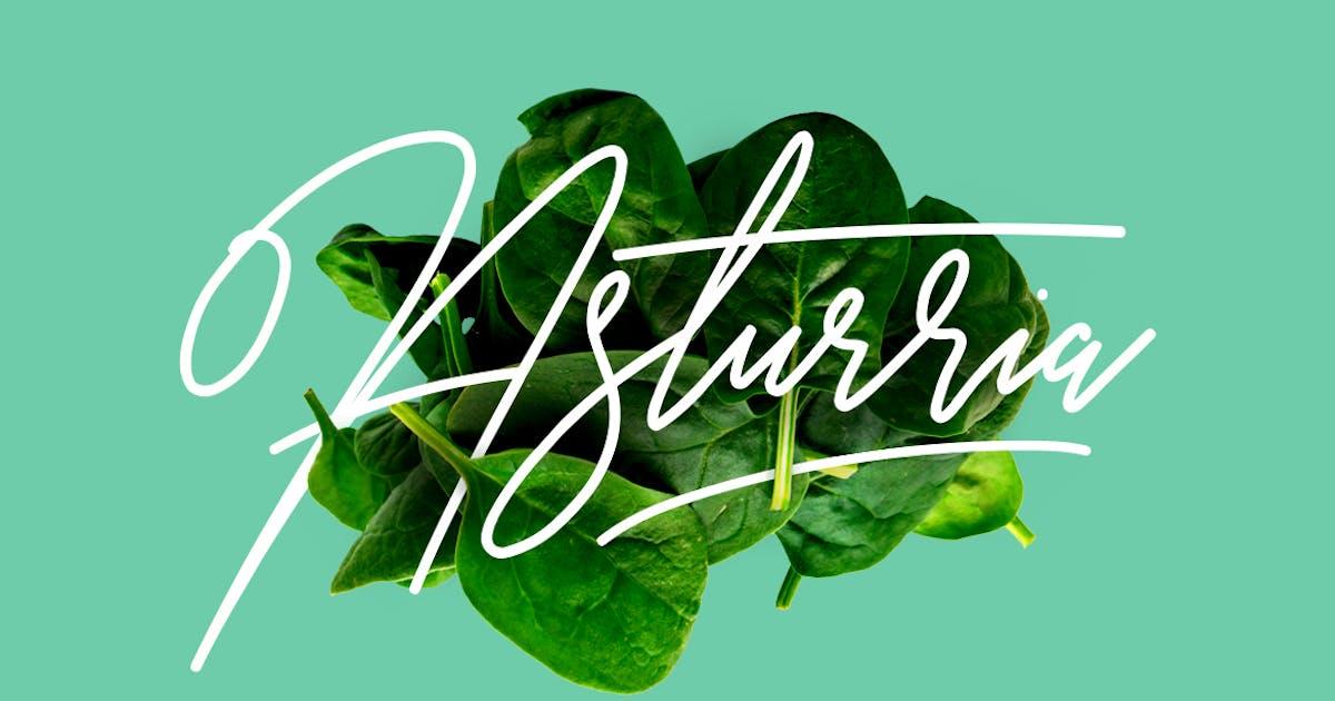 Download Asturria Signature by maulanacreative