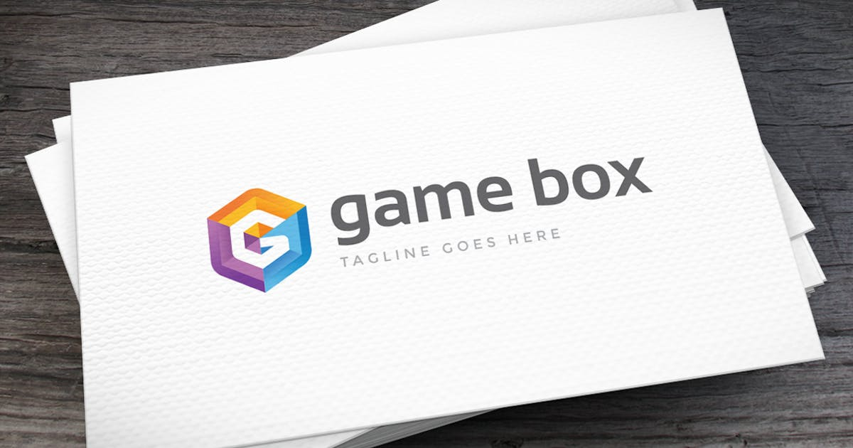 Download Games Tester Letter G Logo Template by empativo