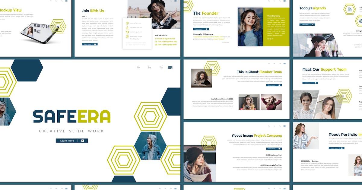 Download Safeera - Creative Powerpoint Template by inspirasign