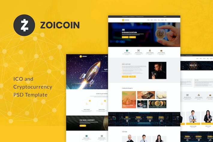 Thumbnail for Zoicoin - Bitcoin, ICO and Cryptocurrency