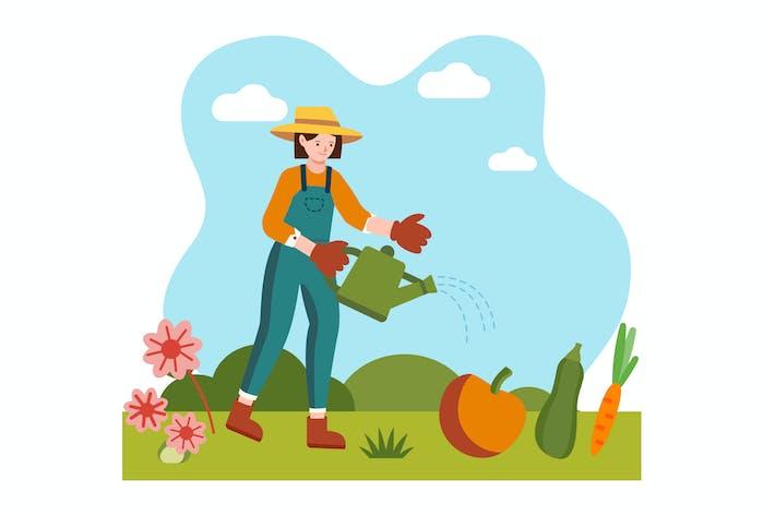 Thumbnail for Having a garden