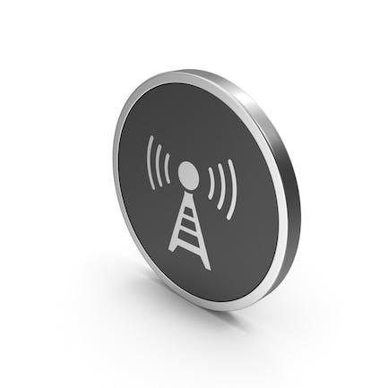 Silver Icon Antenna