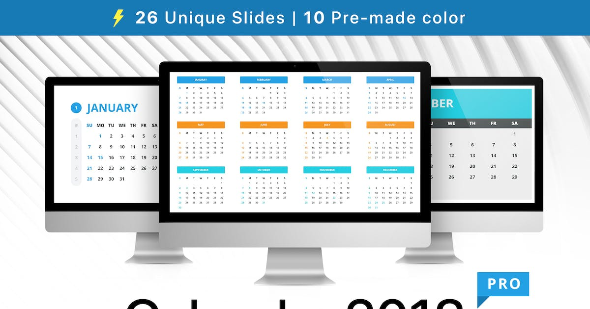 Download Calendar 2018 by Unknow