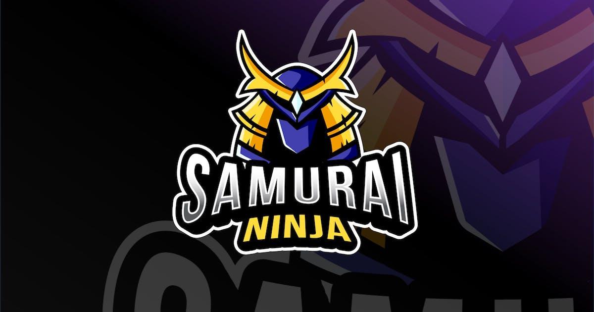 Download Samurai Ninja Esport Logo Template by IanMikraz