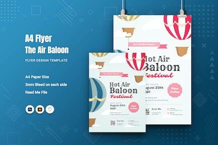 Air Baloon Flyer