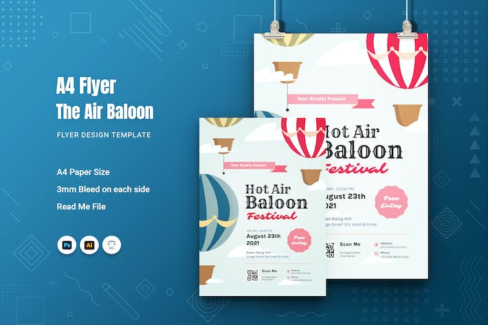 Air Baloon Flyer