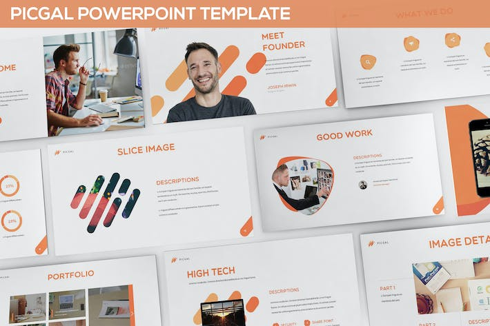 Thumbnail for PICGAL Powerpoint Template