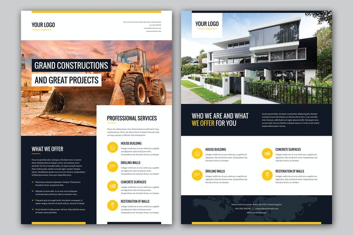 Thumbnail for Flyer – Builder