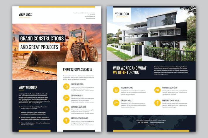 Cover Image For Flyer – Builder