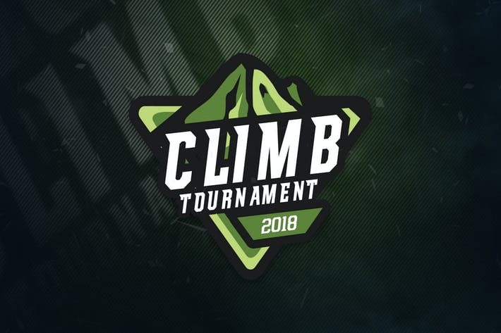 Thumbnail for Climb Tournament Sports logo