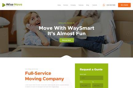 Wise Move | Servicios de traslado y almacenamiento